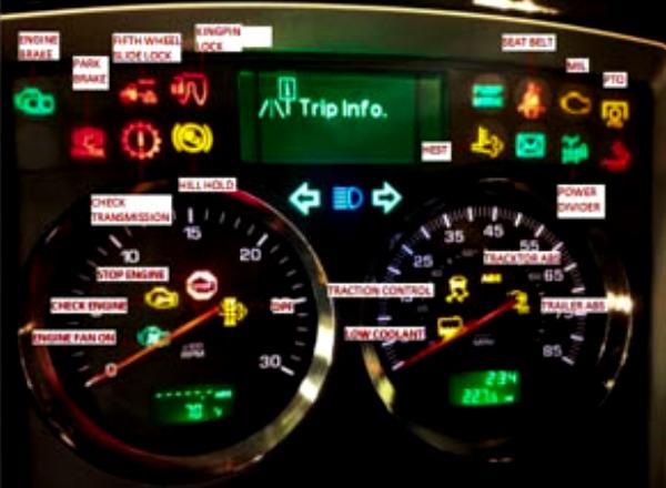 Semi Truck Service & Repair | IN - OH - KY - IL | Truck Service